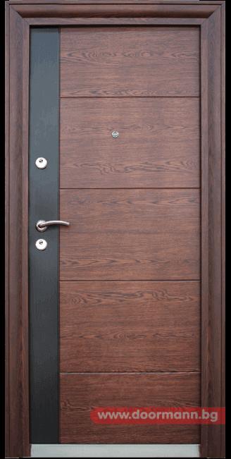 Блиндирана входна врата 616 С