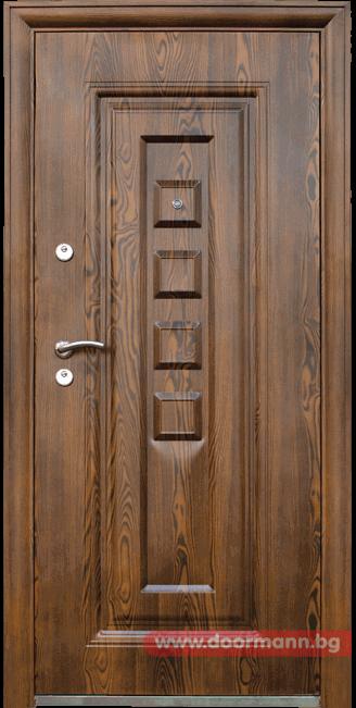 Блиндирана входна врата 802-7