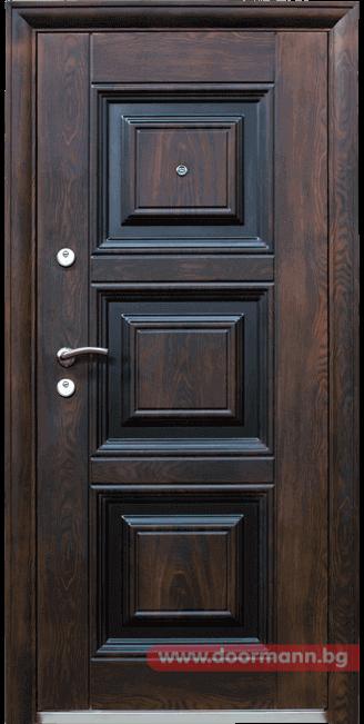 Блиндирана входна врата 888