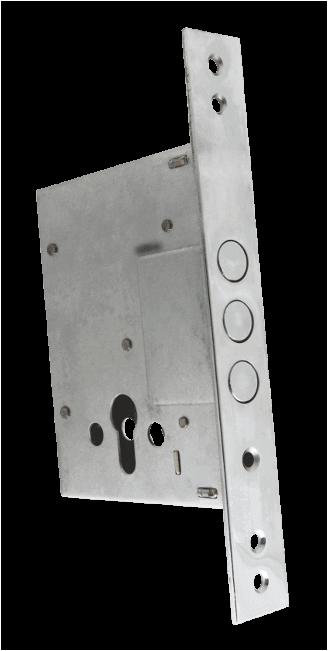 Допълнителна брава за входна врата Уют