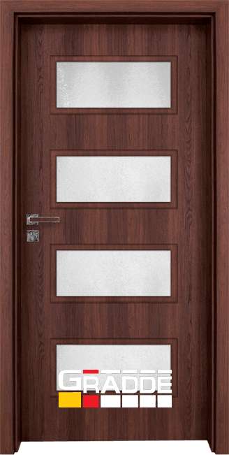 Интериорна врата Gradde Blomendal - Шведски дъб
