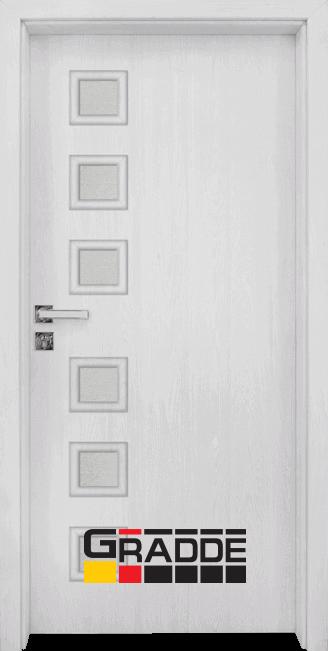 Интериорна врата Gradde Reichsburg - Сибирска Лиственица