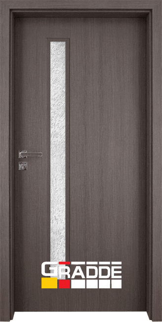 Интериорна врата Gradde Wartburg - Череша Сан Диего