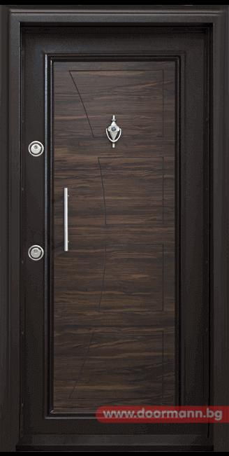 Блиндирана входна врата Т369