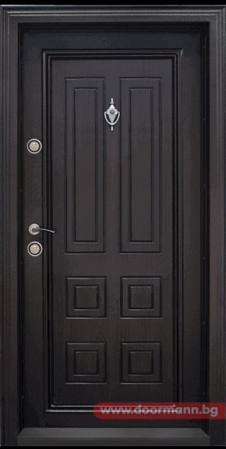 Блиндирана входна врата Т503