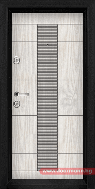 Блиндирана входна врата Т901