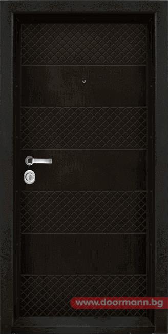 Блиндирана входна врата Т905